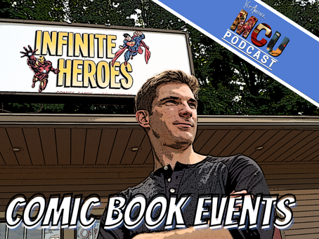 Yamp: Comic Book Events