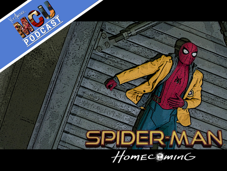 YAMP: Spider-Man: Homecoming