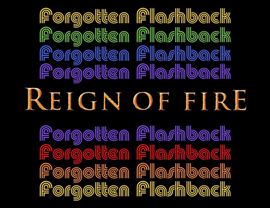 Reign of Fire - Forgotten Cinema Podcast