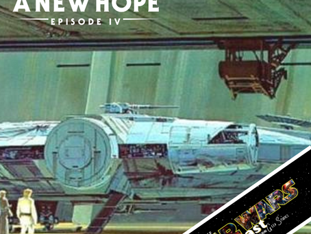Yet Another Star Wars Podcast: A New Hope