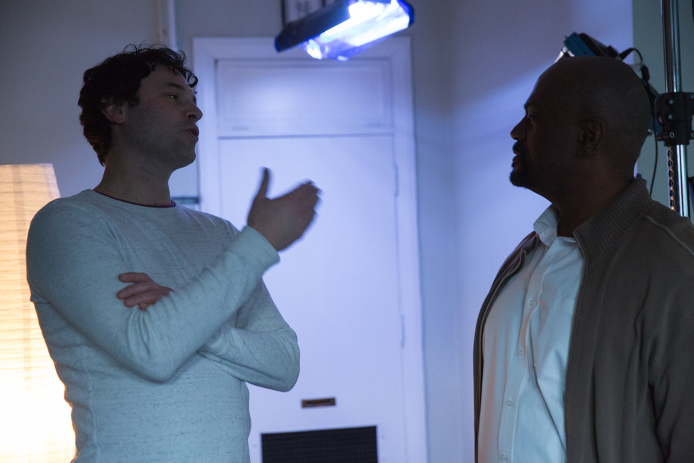 Behind the Scene: Michael Field and Terrence Riggins