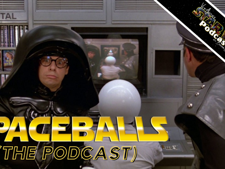 Yet Another Star Wars Podcast: Spaceballs