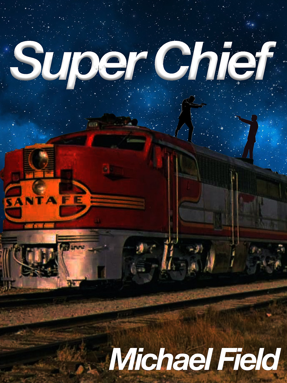 Poster for Super Chief script
