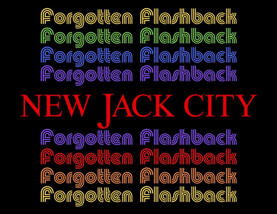 New Jack City - Forgotten Cinema Podcast