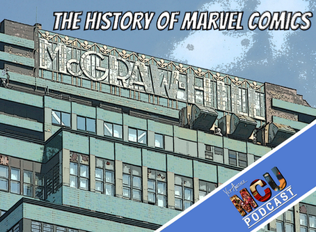 Yamp: The History of Marvel Comics