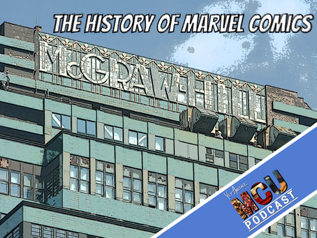 Yamp: The History of Marvel Comics