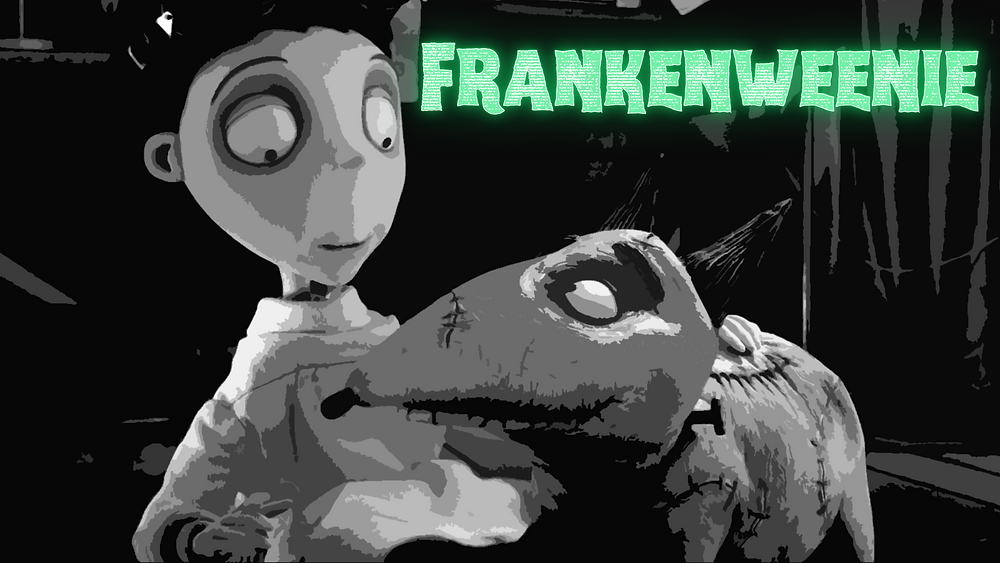 Frankenweenie - Forgotten Cinema Podcast