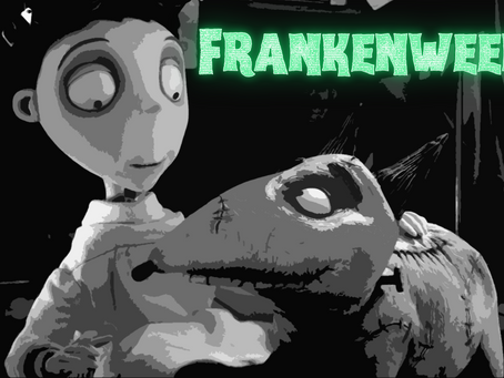 Forgotten Cinema: Frankenweenie