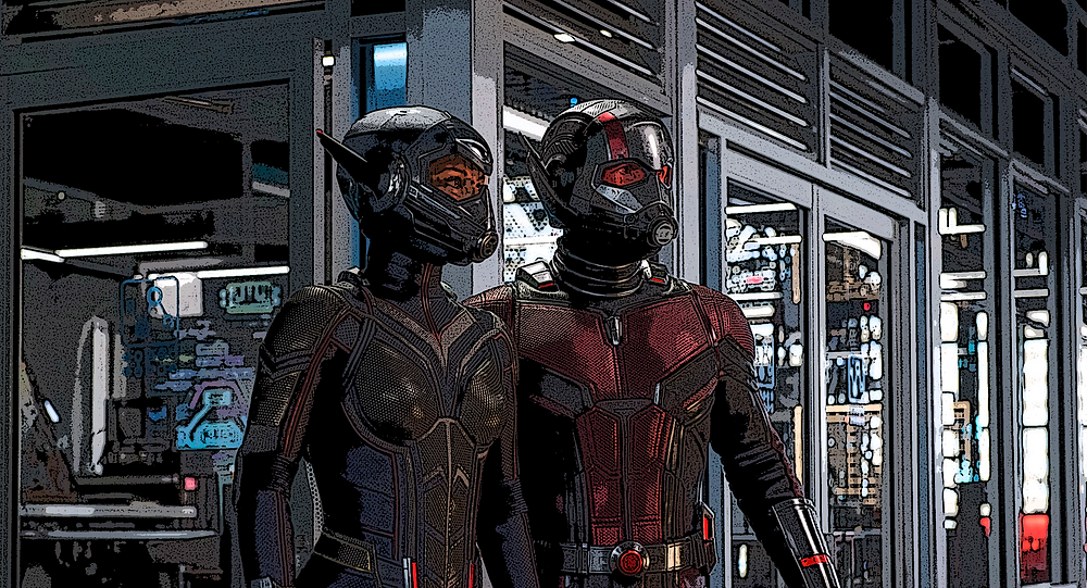 Ant-Man and the Wasp - Yet Another MCU Podcast