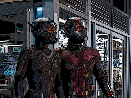 Yamp: Ant-Man and the Wasp