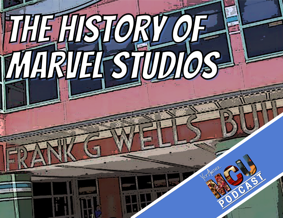 Marvel Studios - Frank G Wells building - Yet Another MCU Podcast