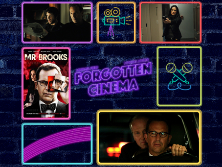 Forgotten Cinema: Mr. Brooks