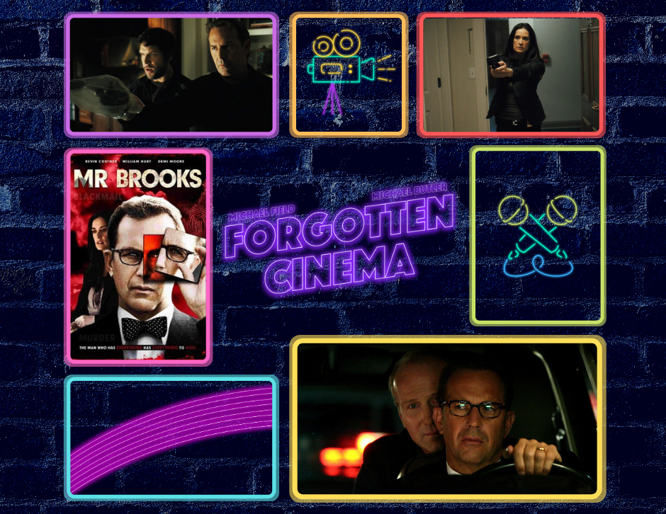 Mr. Brooks - Forgotten Cinema Podcast