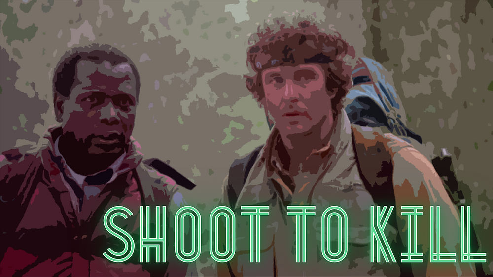 Shoot to Kill - Forgotten Cinema Podcast