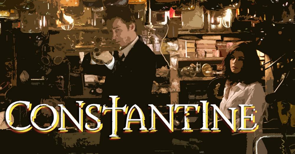 Constantine - Forgotten Cinema Podcast
