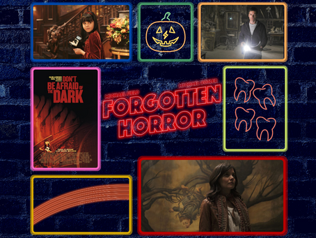 Forgotten Horror: Don't Be Afraid of the Dark