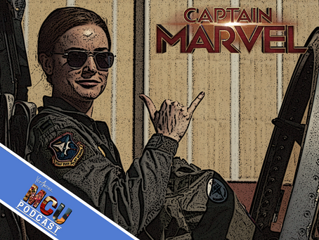 Yamp: Captain Marvel