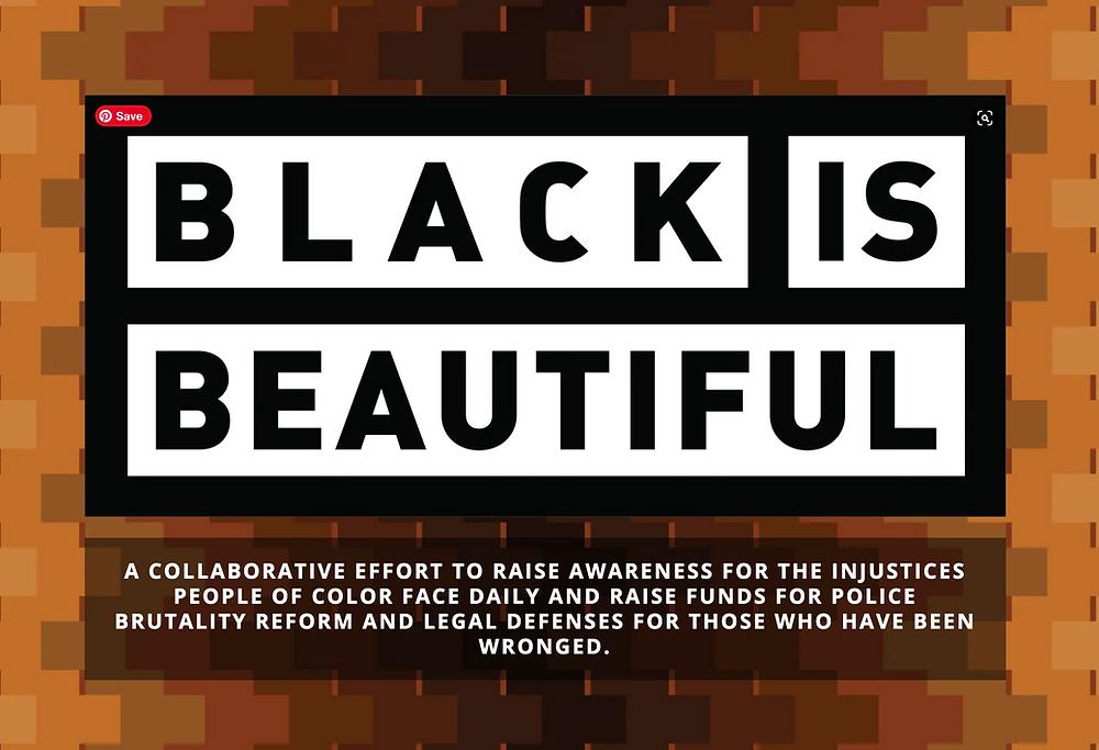Black is Beautiful - Craft beer