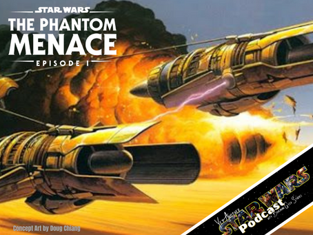 Yet Another Star Wars Podcast: The Phantom Menace