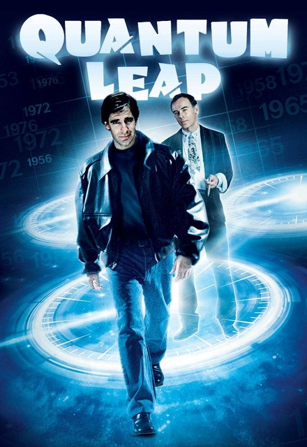 Quantum Leap - Scott Bakula, Dean Stockwell