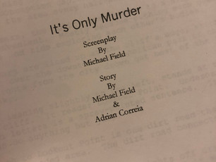 Memory Lane: It's Only Murder