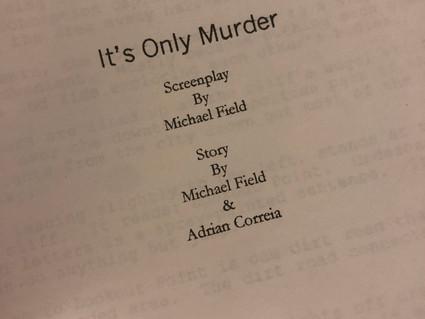 Memory Lane: It's Only Murder
