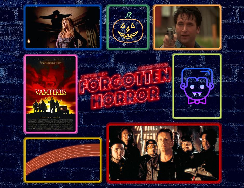 Forgotten Cinema - Forgotten Horror - Podcast - John Carpenter's Vampires