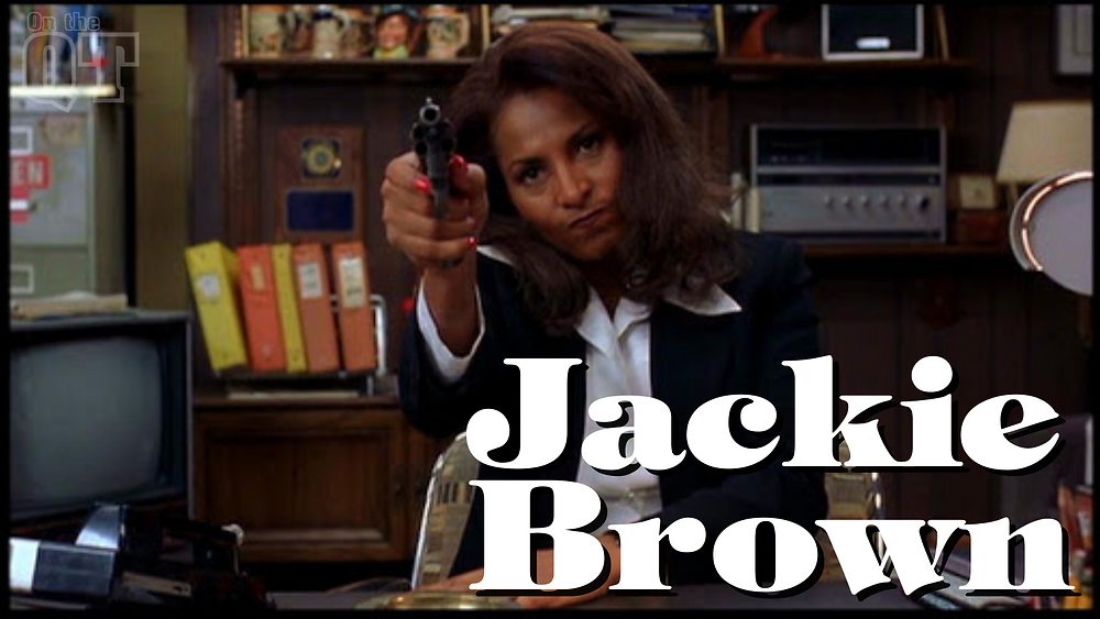 Jackie Brown - On the QT