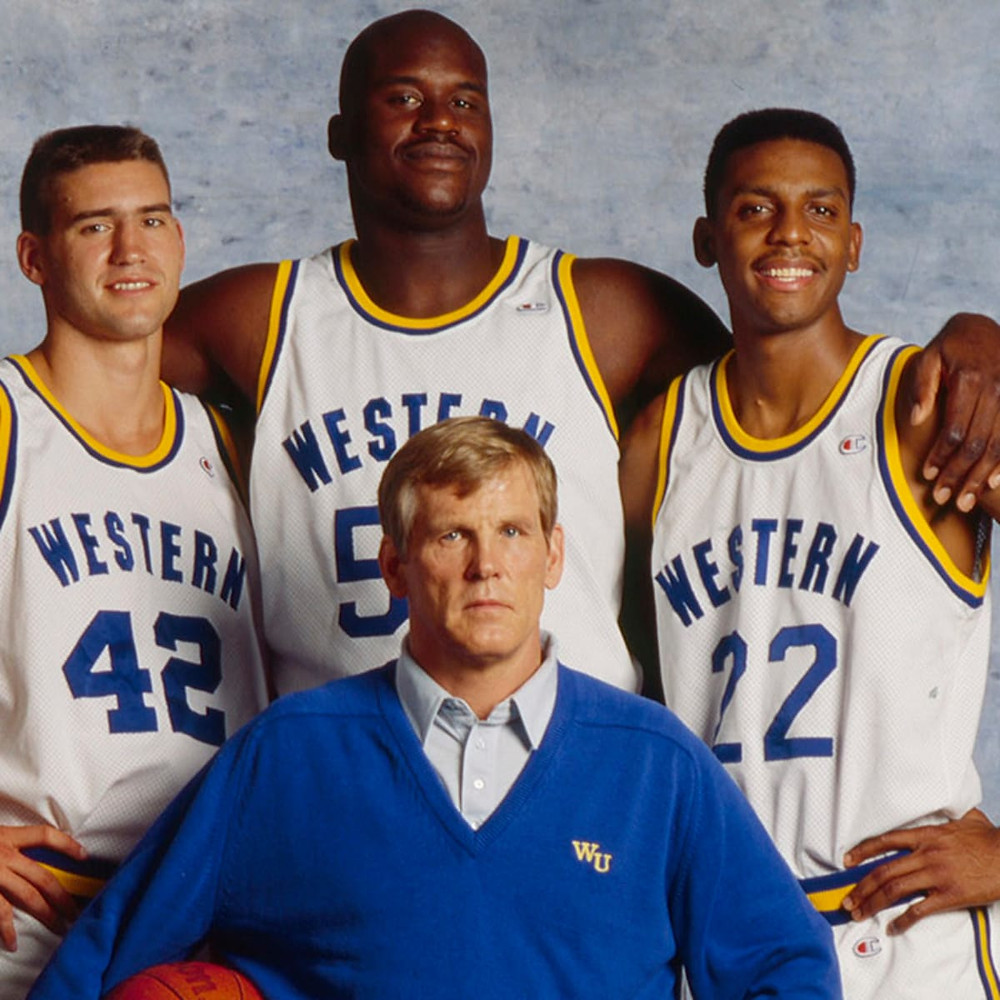 """Blue Chips - Nick Nolte, Shaquille O'Neal, Anfernee """"Penny"""" Hardaway"""