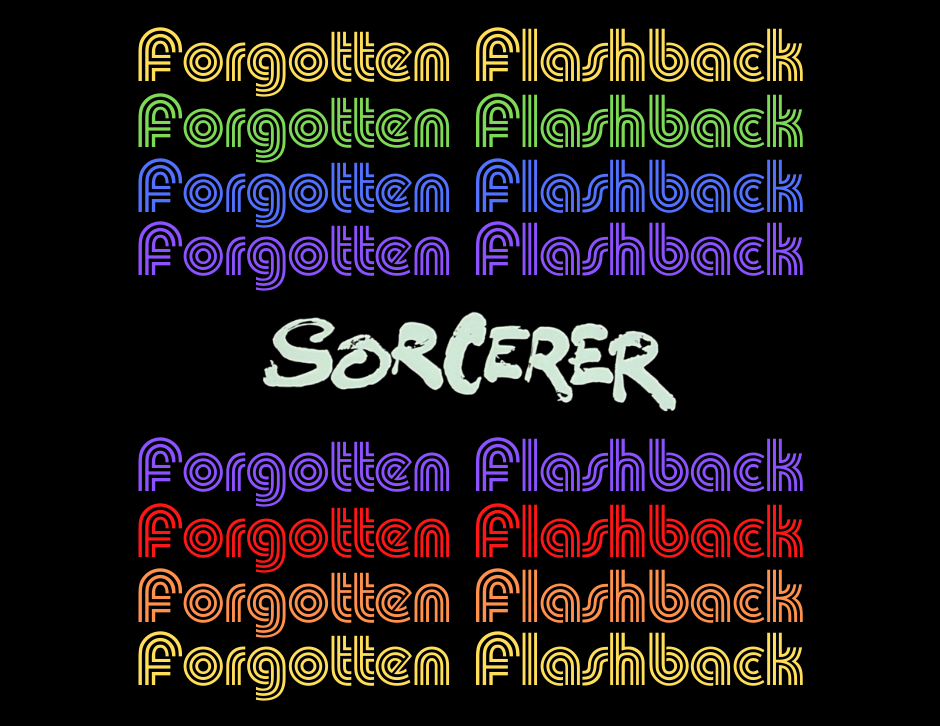 Sorcerer movie title - Forgotten Cinema Podcast