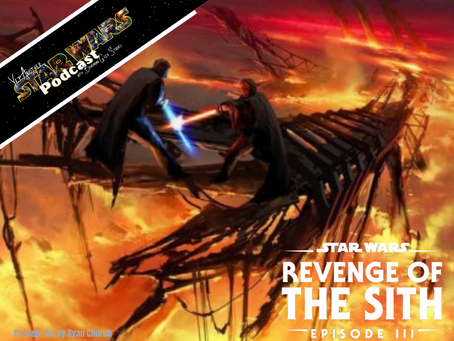 Yet Another Star Wars Podcast: Revenge of the Sith