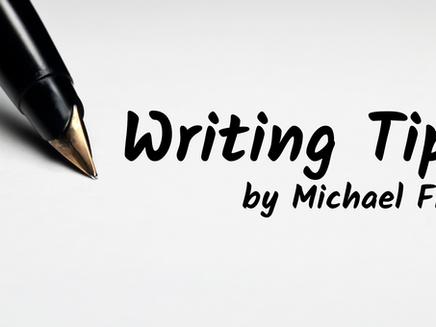 My Writing Advice (I have none)
