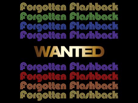 Forgotten Flashback: Wanted