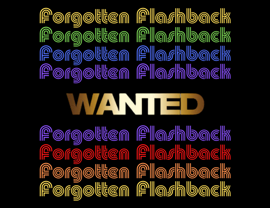 Wanted title - Forgotten Cinema Podcast