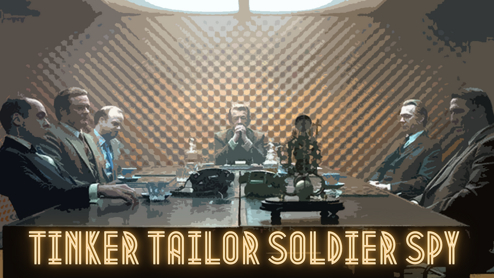 Tinker Tailor Soldier Spy - Forgotten Cinema Podcast