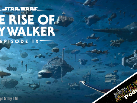 Yet Another Star Wars Podcast: The Rise of Skywalker