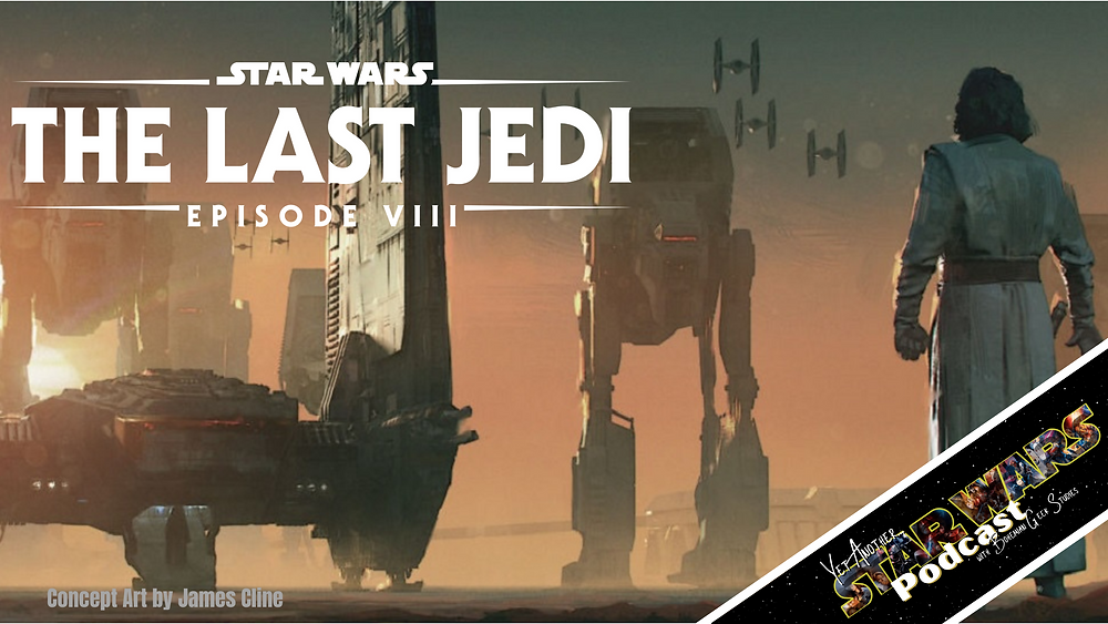 The Last Jedi - Yet Another Star Wars Podcast