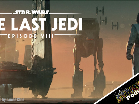 Yet Another Star Wars Podcast: The Last Jedi