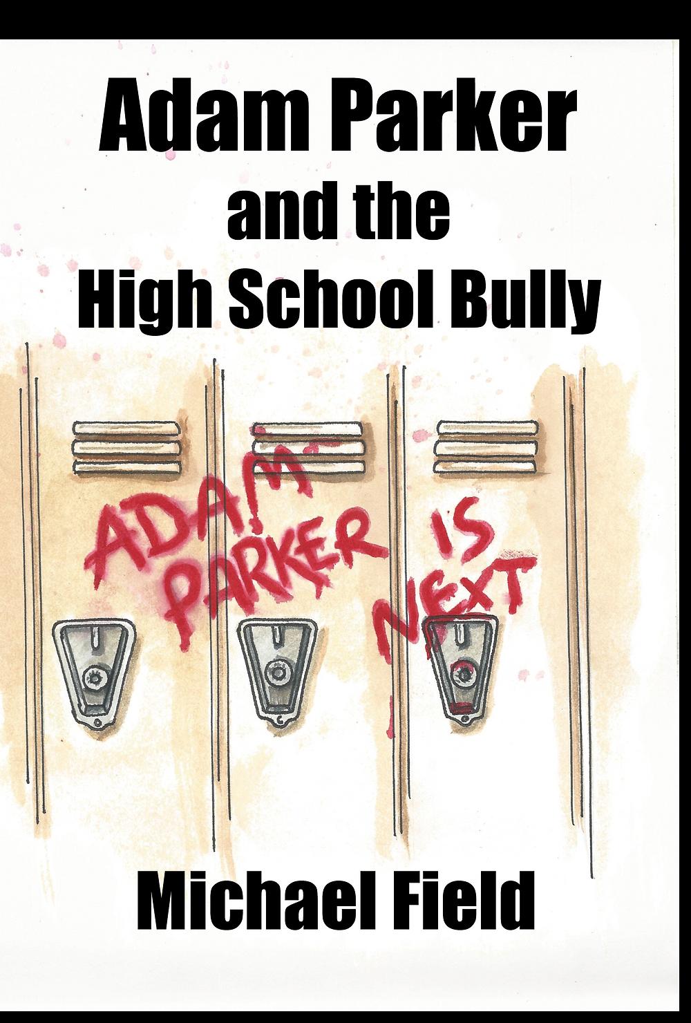 Adam Parker book 2 cover