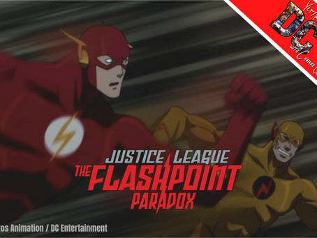 Yet Another DC Animated Podcast: The Flashpoint Paradox