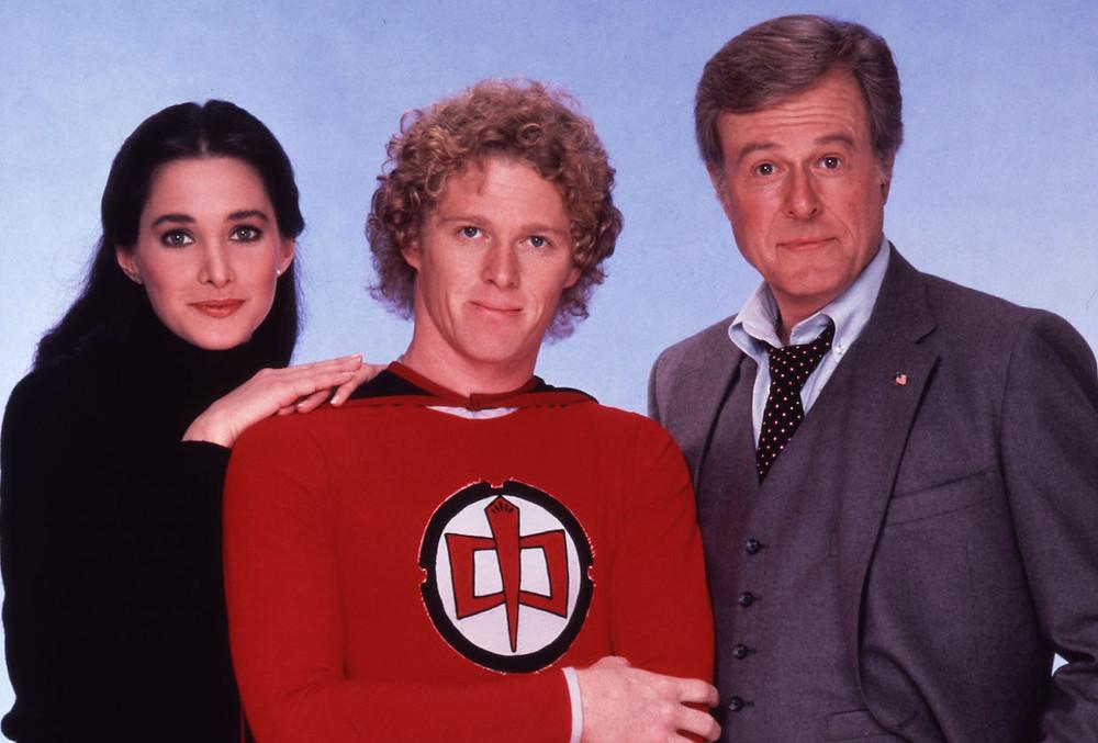 The Greatest American Hero - William Katt, Robert Culp, Connie Sellecca