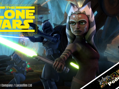 Yet Another Star Wars Podcast: The Clone Wars