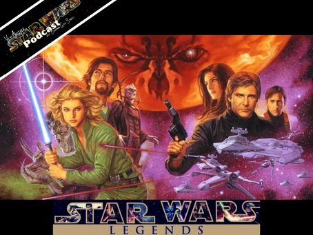 Yet Another Star Wars Podcast: Legends Canon