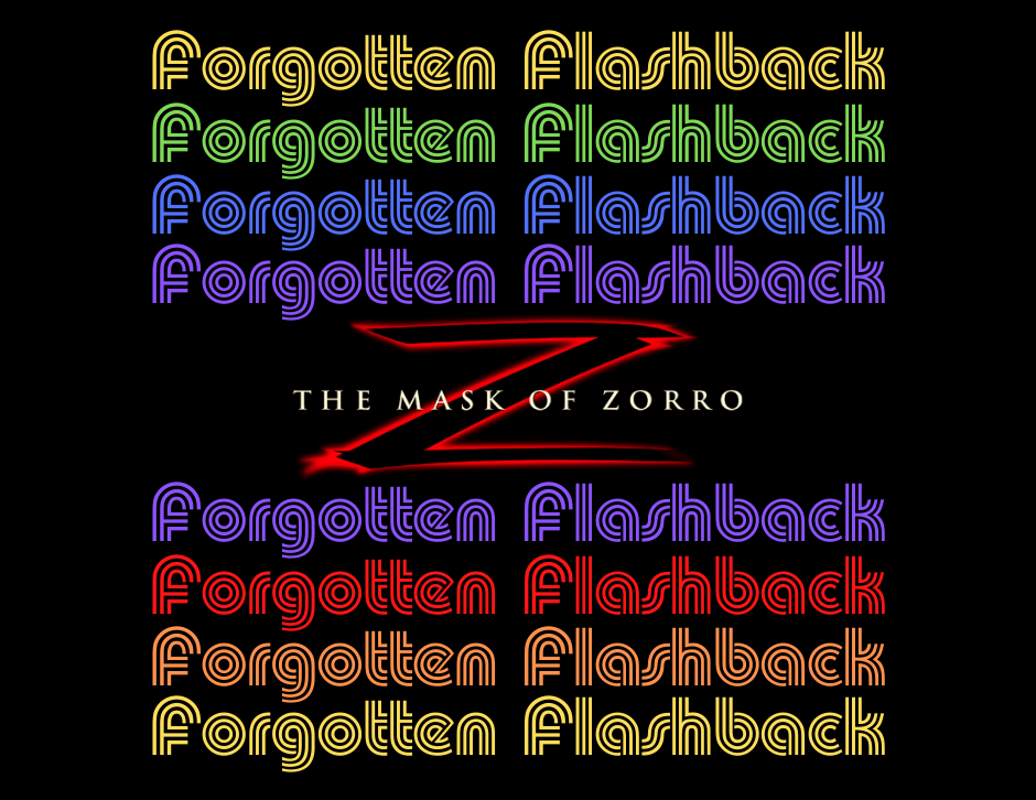 The Mask of Zorro - Forgotten Cinema Podcast
