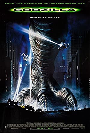 Godzilla (1998) - Forgotten Cinema presents MovieNight