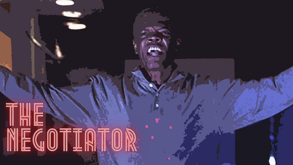 The Negotiator - Forgotten Cinema Podcast