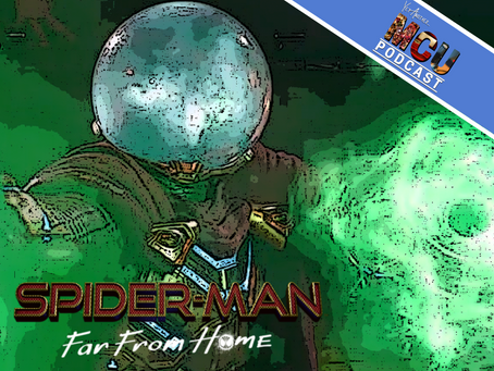 Yamp: Spider-Man: Far From Home