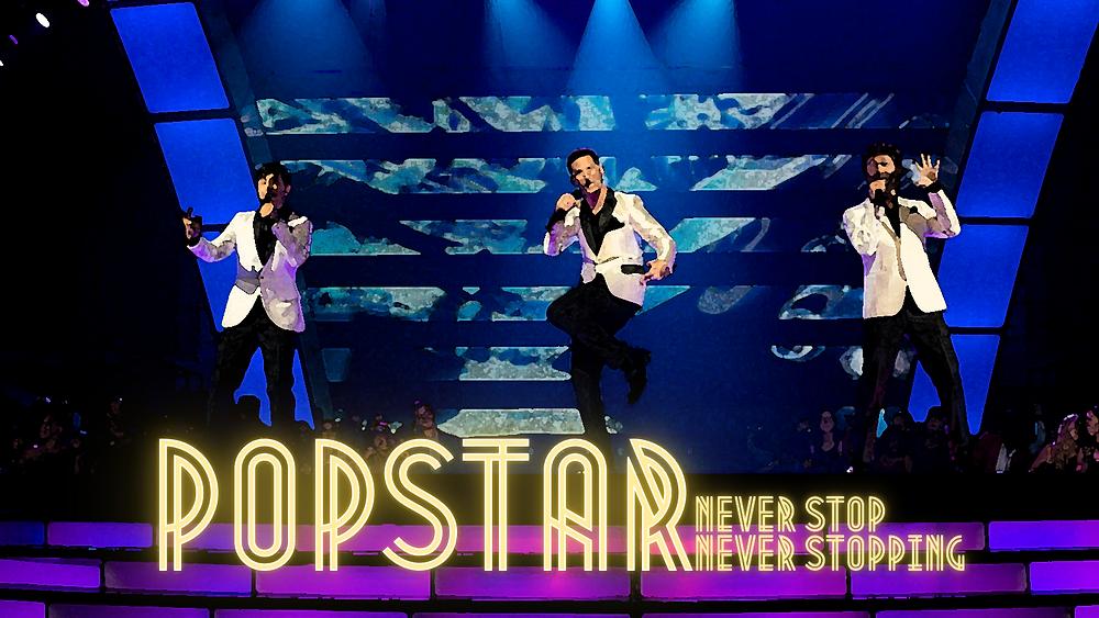 Popstar: Never Stop Never Stopping - Forgotten Cinema Podcast