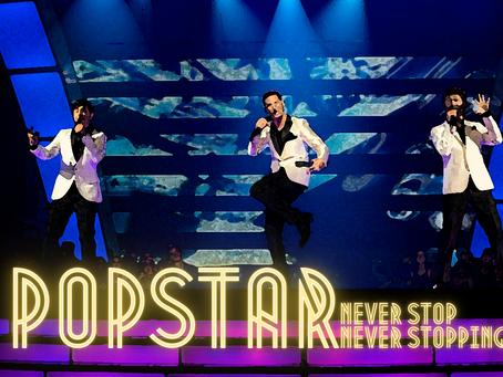 Forgotten Cinema: Popstar: Never Stop Never Stopping
