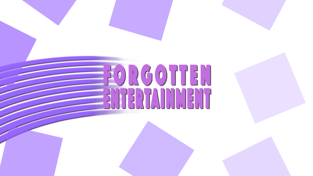 Forgotten Entertainment Logo